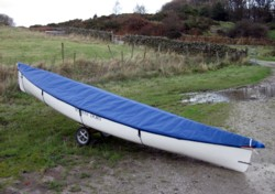boat cover for shearwater
