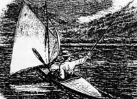 John MacGregor The Father of Canoe Sailing
