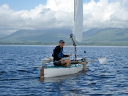Shearwater Decked Sailing Canoe